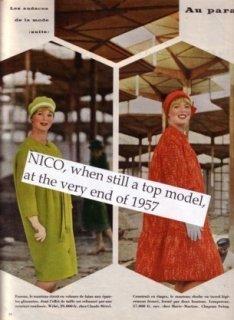 Nico/Christa Päffgen   Page 54   the Fashion Spot